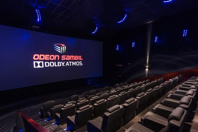 Con Odeon Sambil actualmente estamos en el 'Top Mundial ...
