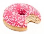 dulce donut tarta