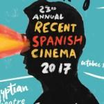 Buenafuente diseña el cartel de la XXIII edición de Recent Spanish Cinema, que cuenta este año con la colaboración de la Universidad de Villanueva