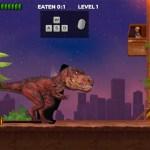 Conviértete en el Rey de los Dinosaurios y da rienda suelta a la destrucción con el juego online 'Rio Rex'