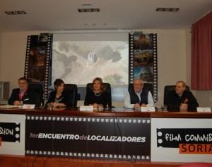 Soria Film Commission se incorpora a la red de Spain Film Commission