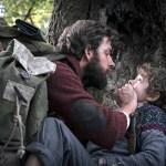 La terrorífica 'A Quiet Place', sorprendente número uno en la taquilla norteamericana