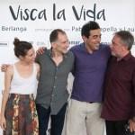 Comienza en Valencia el rodaje de la comedia 'Viva la vida', dirigida por José Luis Berlanga y protagonizada por Pablo Chiapella y Laura Romero