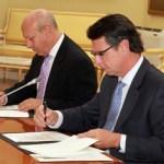 Industria y Cultura firman un acuerdo para promover los rodajes en España