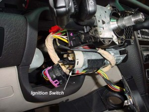 audipages Ignition Switch Replacement