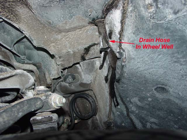 1997 honda civic ex fuse box diagram clark forklift wiring audipages unclogging the a8 evaporator drains