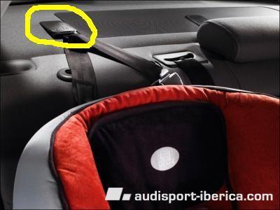 BRICO TOP TETHER  Audi A4 B6B7 20022008  Audisport