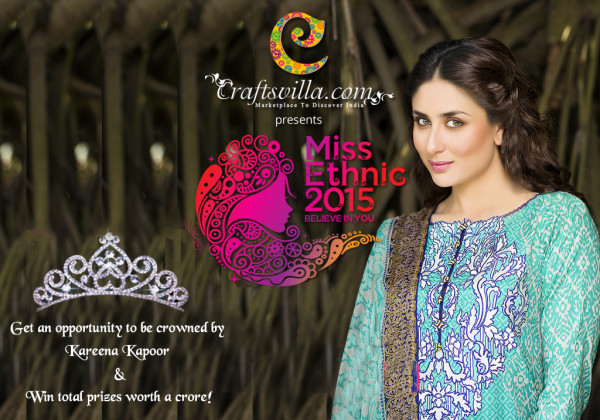 Craftsvilla Miss Ethnic Online Registration Form