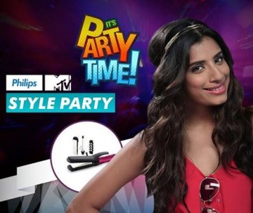 MTV Style Party Contest Online Registration Form