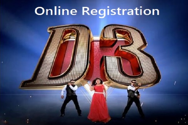 D3 Season 3 Auditions and Online Registration
