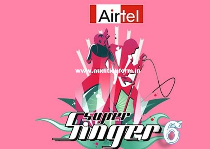 Star Vijay Super Singer 2017 Audition and Online Registration [Season 6]