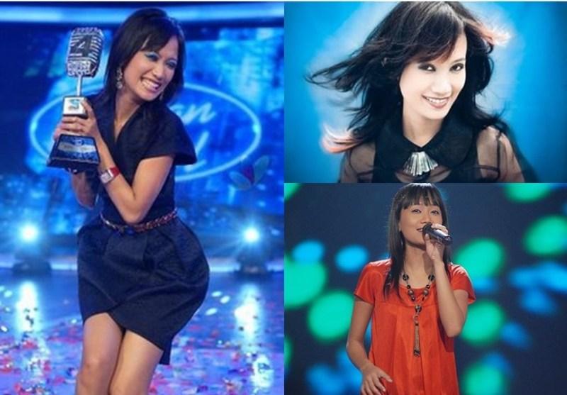 Indian Idol Season 4 (2008-09) - Sourabhee Debbarma