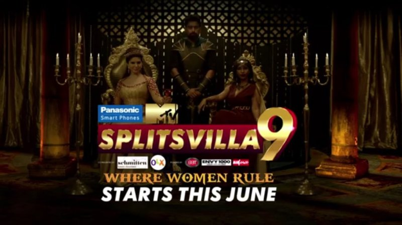 MTV Splitsvilla season 9 - Where Women Rule 2016