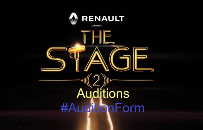 The Stage season 2 Auditions and Online Registration Details