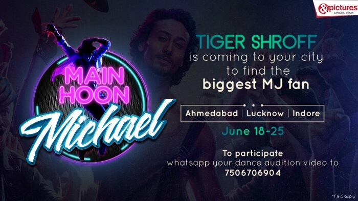 Main Hoon Michael Dancing Auditions