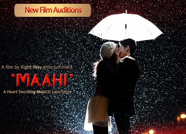 Movies Audition: Auditions and Registration Open for Maahi Film