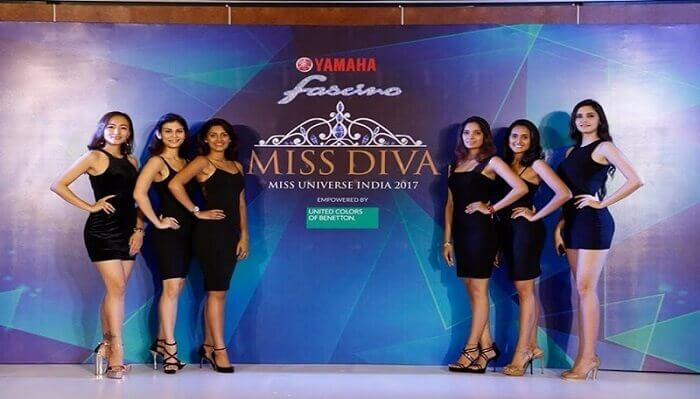 Miss Diva 2017 Auditions City, Date, Registration