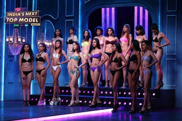 India's Next Top Model 2017 Contestants