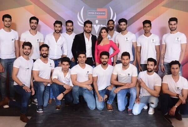 Mr. India Winners