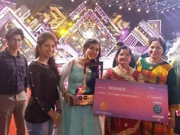 Zee TV Sa Re Ga Ma Pa Winner Name and Prize Money of all Season