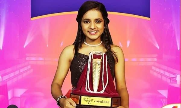 Akshaya Iyer: Sur Nava Dhyas Nava Season 3 Winner 2020