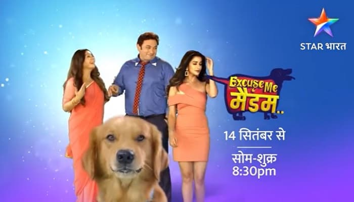 Excuse Me Madam Season 2 Start Date 2020, Cast, Promo on Star Bharat