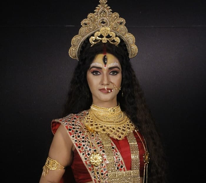 Playing a mythological character is very different from regular daily soaps - Rati Pandey