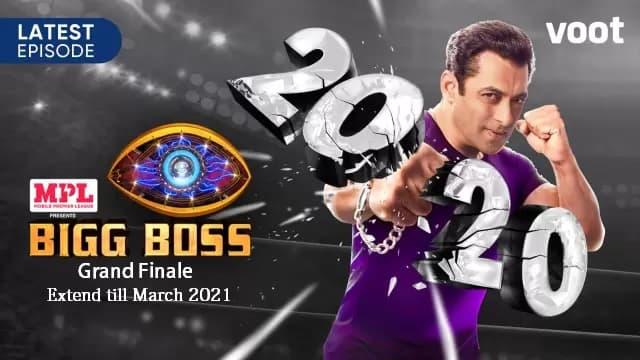 Bigg Boss 14 Grand Finale Date, Time BB14 Hindi Extend till March 2021