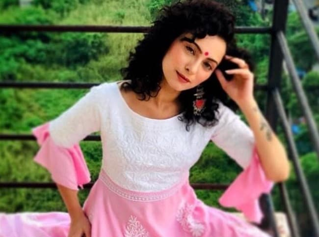 Lavina Tandon to return on the small screen with a new show on Dangal TV
