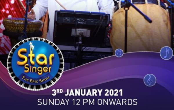 Star Singer Season 8 Launch on 3 January 2021 on Asianet Channel