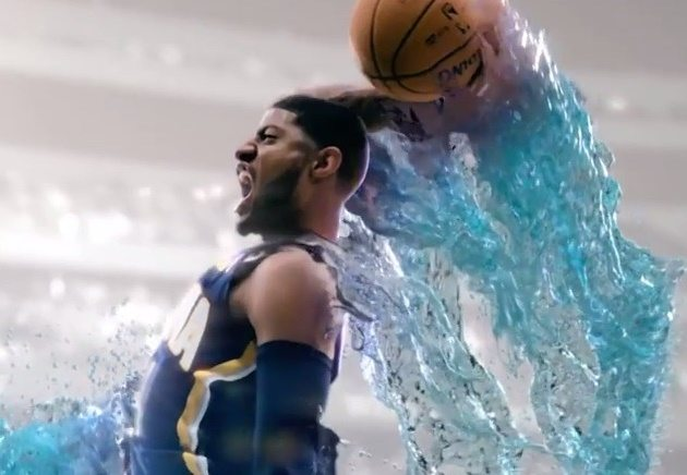 NBA All Star Paul George Gatorade Commercial Auditions For
