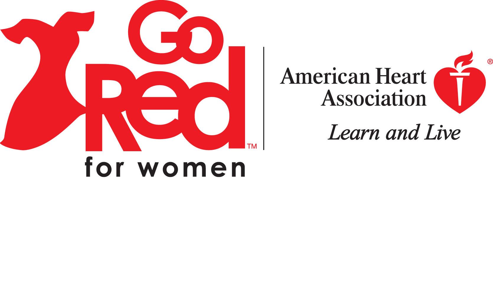 Go Red For Women Logo Horizontal