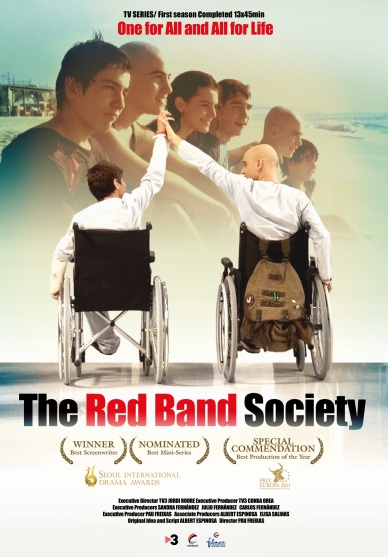 The Red Band Society http://actingnetworks.com/