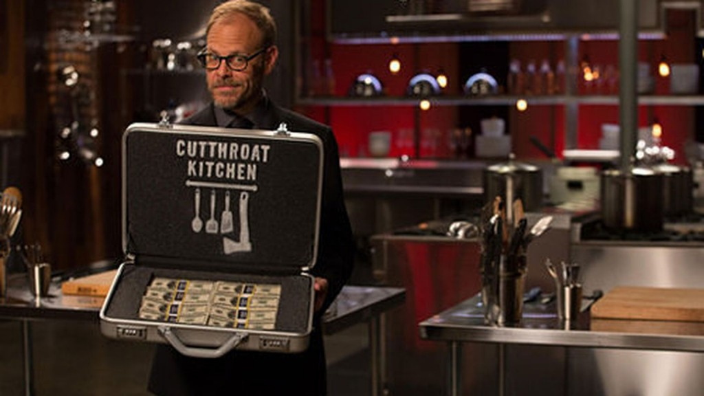 New Season of Food Networks Cutthroat Kitchen Now