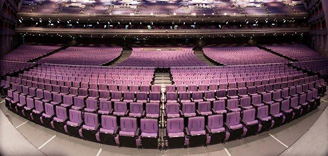 Auditorio Telmex  Bienvenido