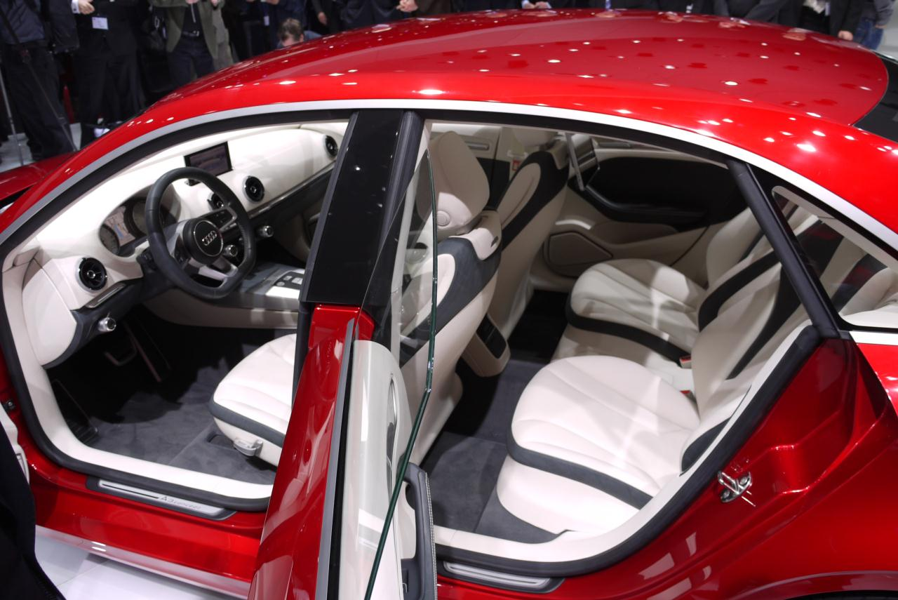 Audi A3 Sedan Hd Wallpaper Download