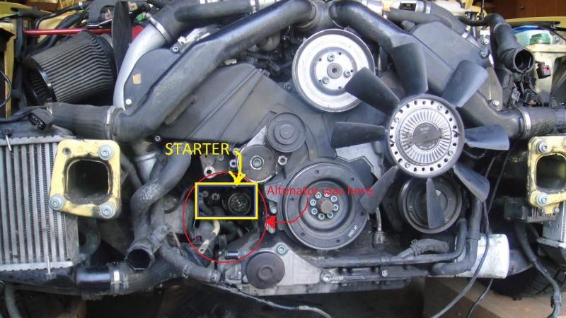 Second Starter Relay Wiring Diagram B5 S4 Starter Replacement Audiworld Forums