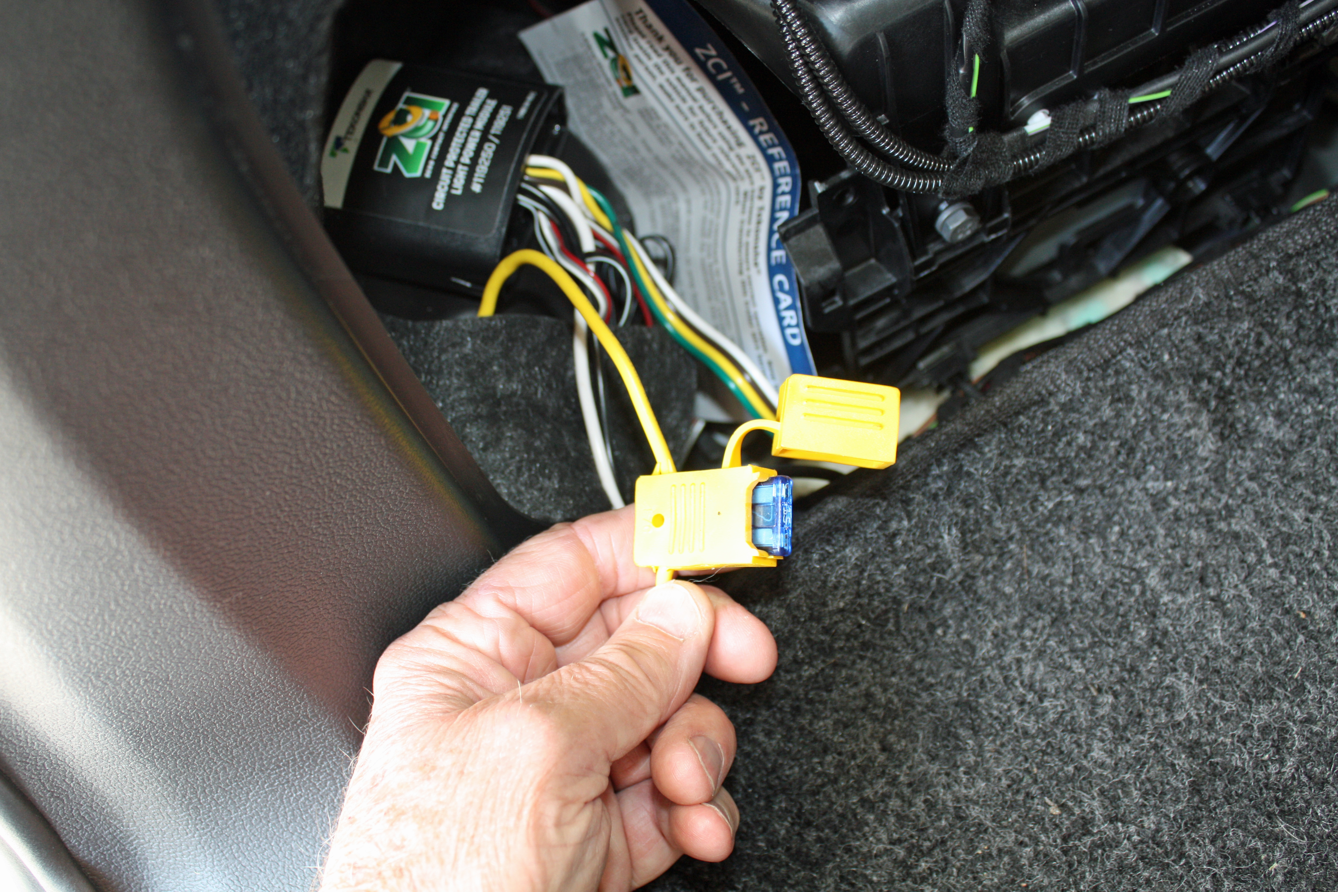 trailer light module fault small block chevy hei distributor wiring diagram installing eco hitch and tekonsha zci audiworld forums