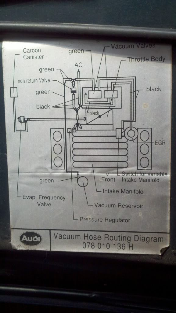 Wiring Diagram For 96 Audi A4