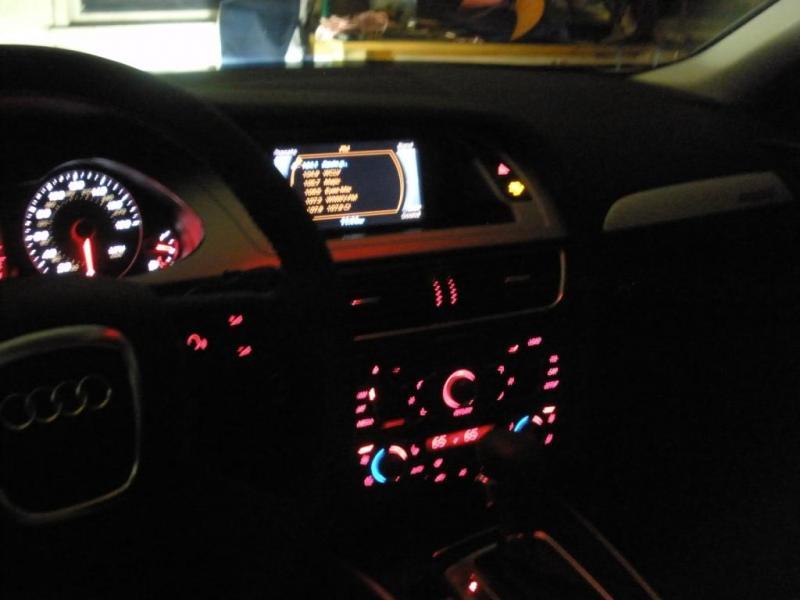 Interior A5 Audi