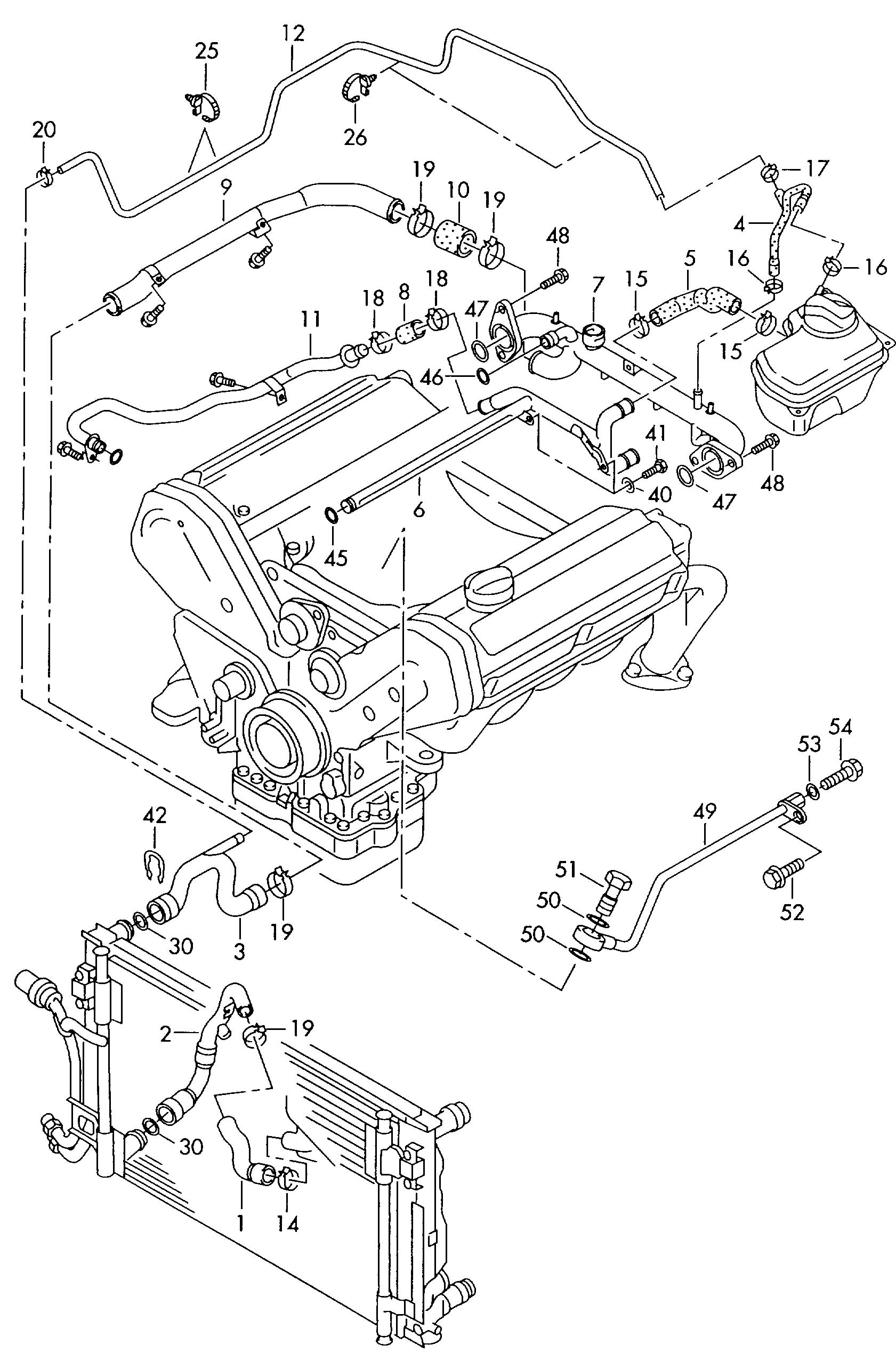 2003 audi a4 engine diagram 1957 chevy truck wiring 02 a6 3 1 8t