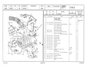 2009 A8 42L Intake manifold adaptor change  AudiWorld Forums