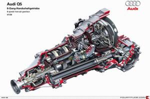Transfer Case Leak  AudiWorld Forums