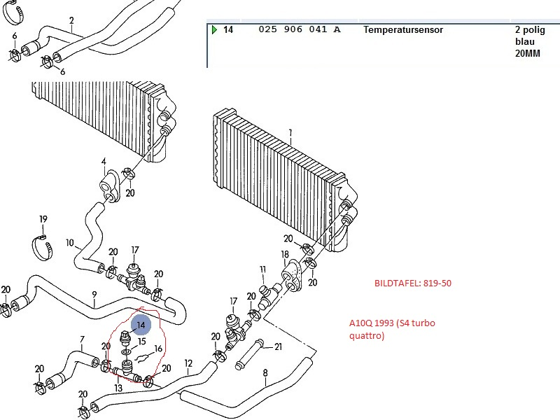 Exelent Audi A6 Temp Sensor Wiring Diagram Images