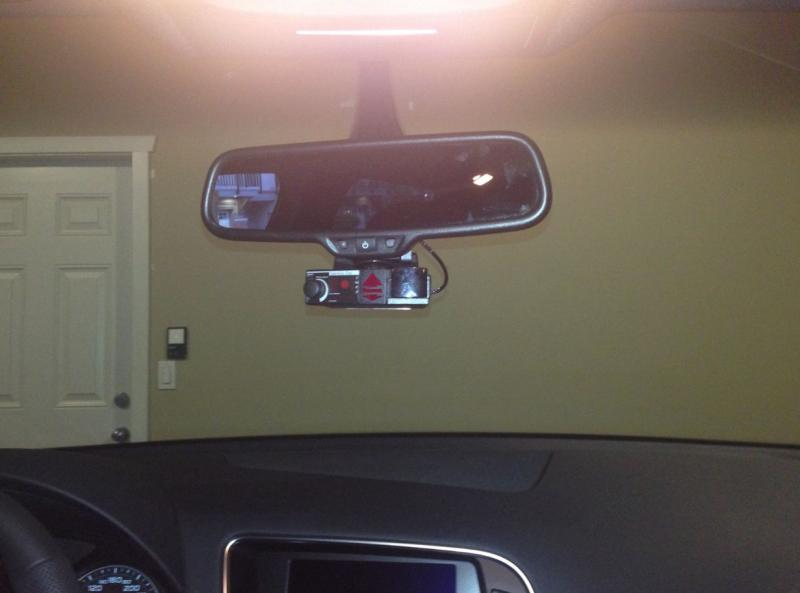 How To Reattach Rear View Mirror Audi A4