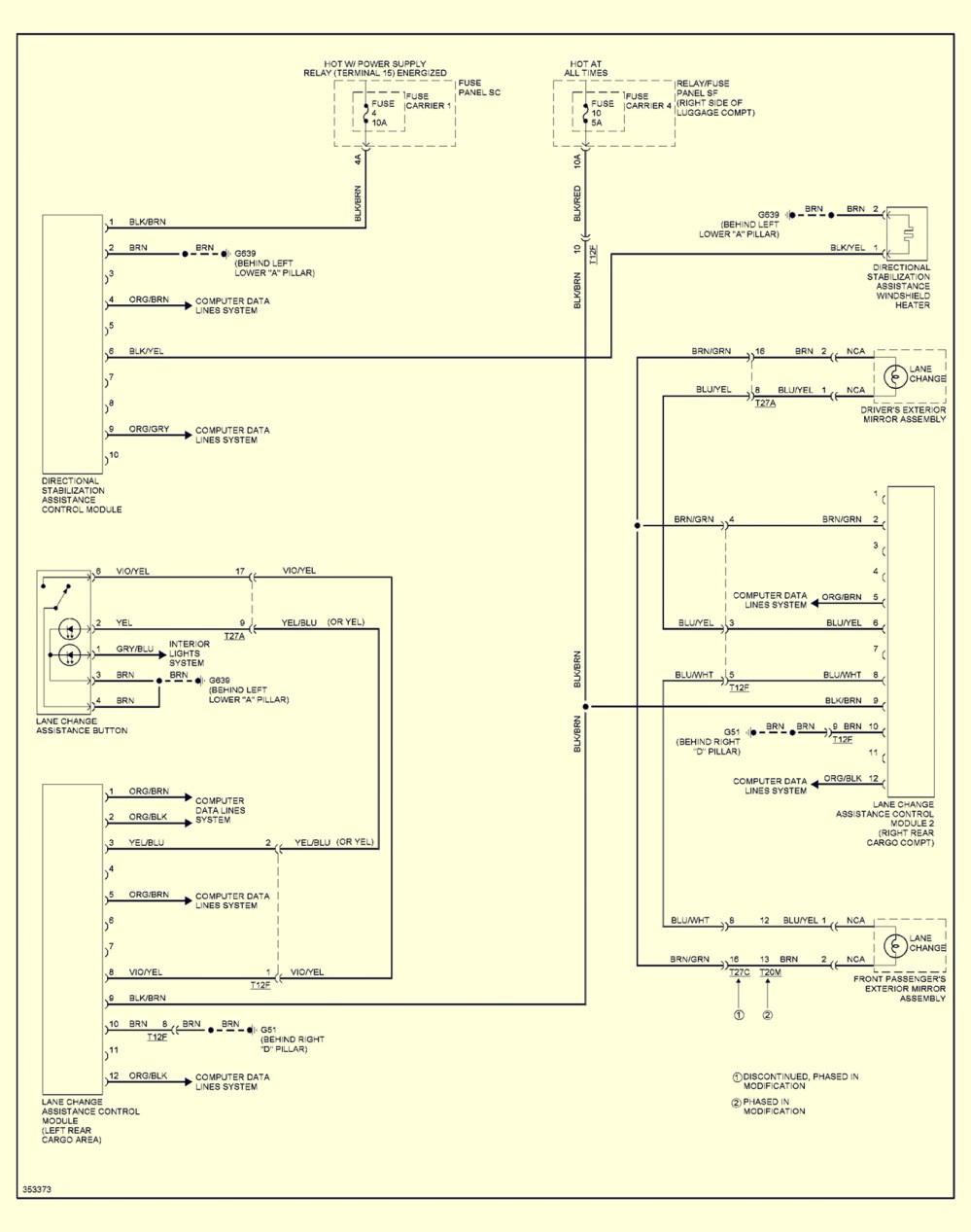 medium resolution of  audi q5 side assist retrofit done photo366 jpg