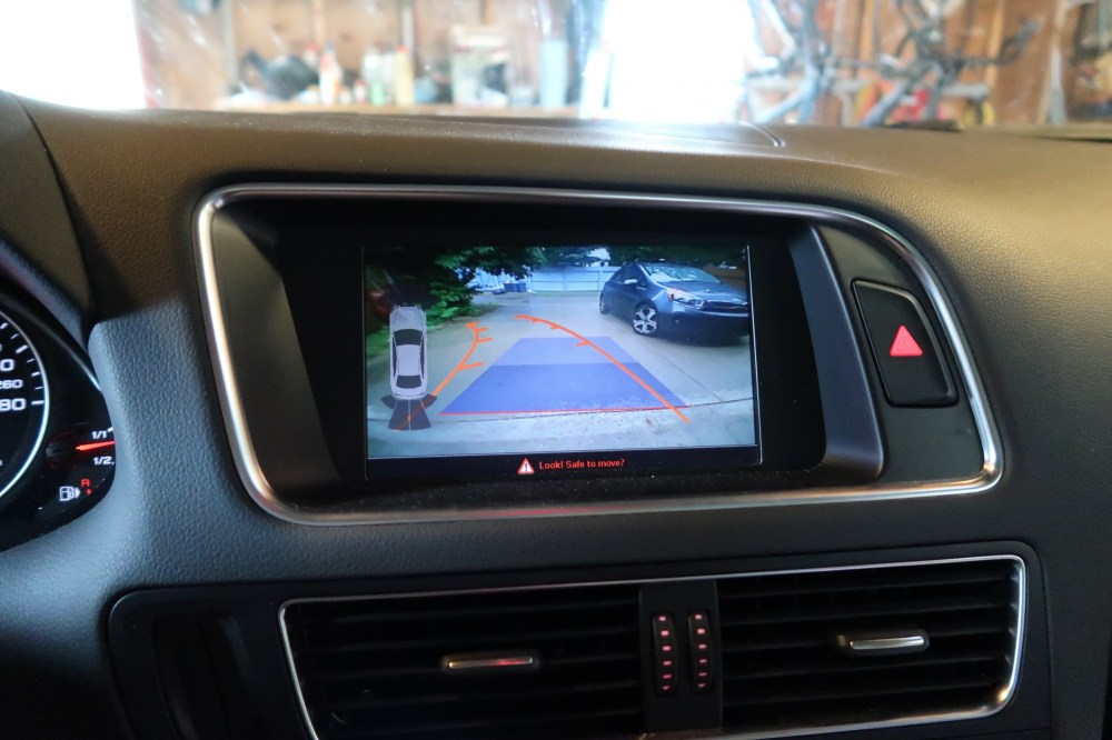 medium resolution of  installed rearview camera retrofit from carsgadget com pics img 2382 jpg