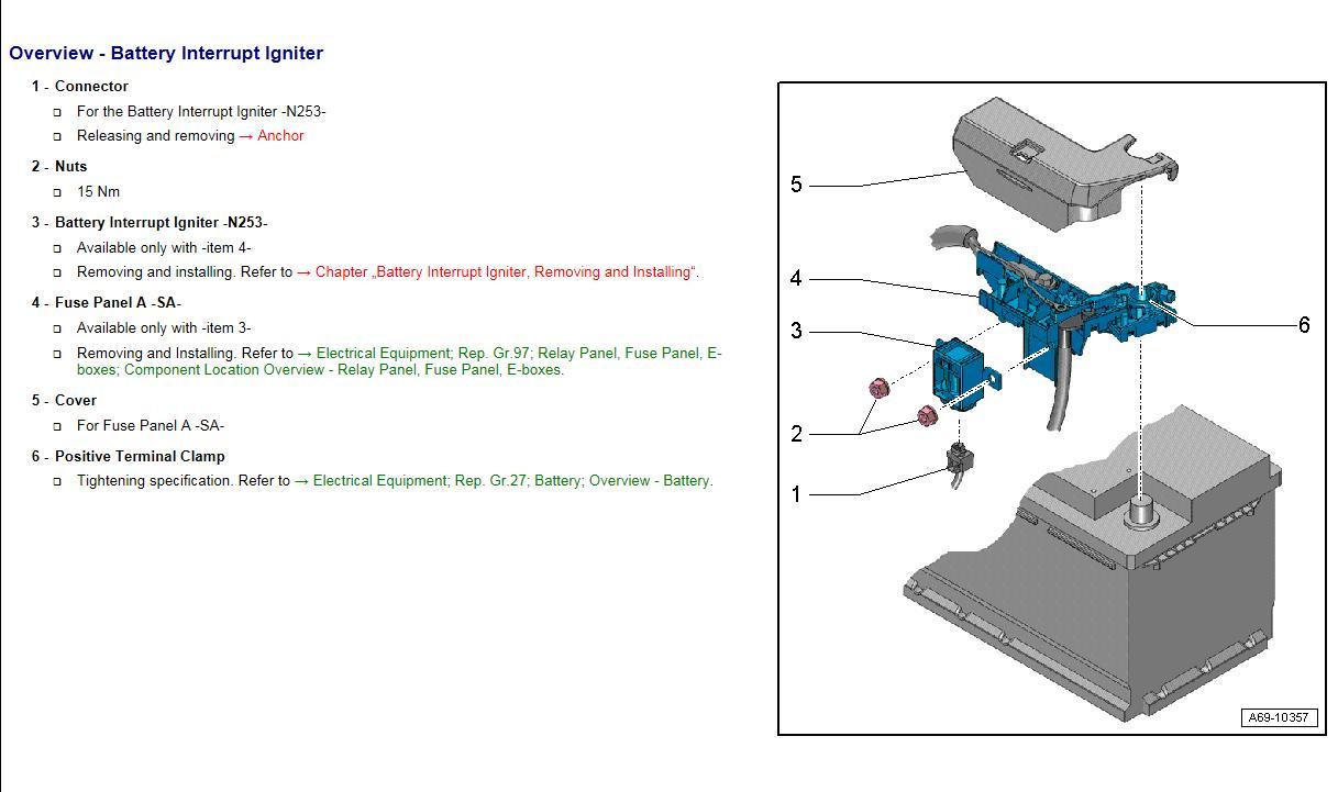 2012 audi q5 fuse box diagram