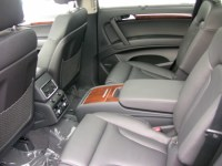 Rear Captains Chairs - AudiWorld Forums