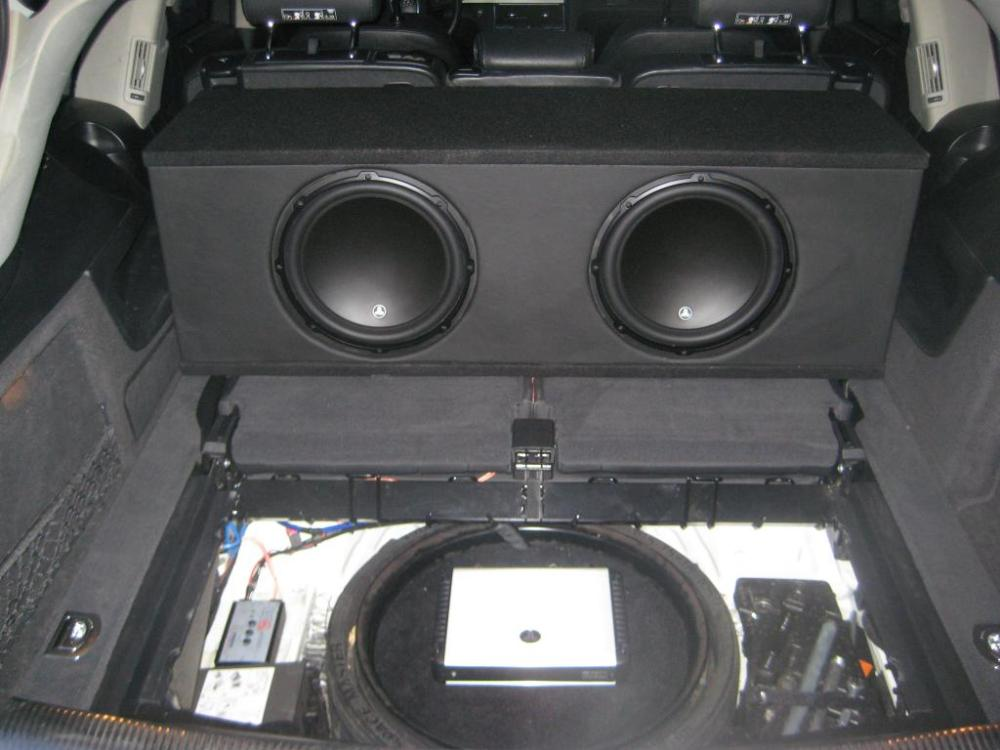 medium resolution of audi q7 after market woofer install audiworld forums wiring diagram as well as audi a4 subwoofer location in also audi q7